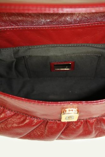 Fendi Handbags Red Leather Chef 8BR445 – RXG