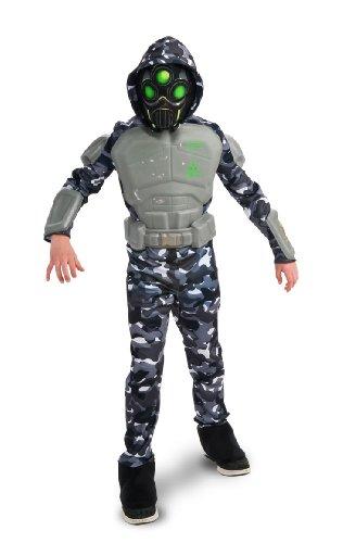 Rubie's Deluxe Swat Ninja Costume - Small (4-6)