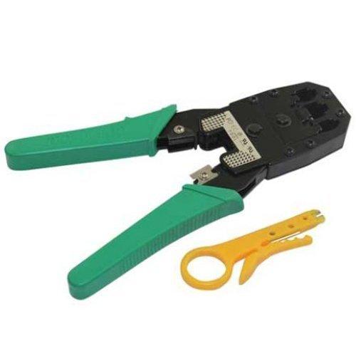 Rj45 Cat5 Network Lan Cable Crimper Pliers Tools