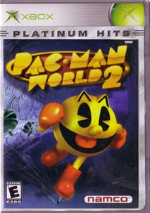 Amazon Com Pac Man World 2 Video Games