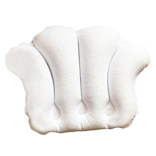 large-inflatable-pvc-bath-spa-pillow-soft-towel-cloth-sucker-tub-cushion-white