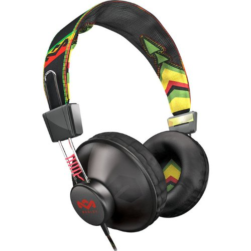 Bluetooth earbud tiny - House of Marley Jammin' Collection Smile Jamaica - earphones Overview