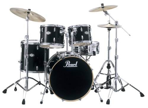 Pearl Vision Birch Lacquer Standard Drum Kit (22X18, 12X9, 13X10, 16X16, 14X5.5, (2) Th-900I) Hwp900