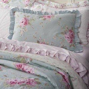Amazon Com Simply Shabby Chic Hydrangea Duvet Cover Set
