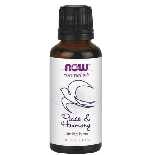 Now Foods Peace and Harmony Oil Blend, 1 Ounce