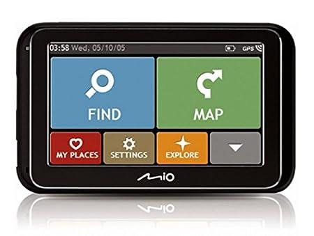 Mio 5420027523798 GPS Noir