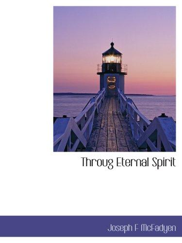 Throug Eternal Spirit