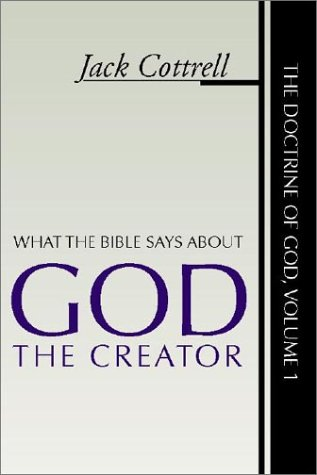 What the Bible Says About God, the Creator