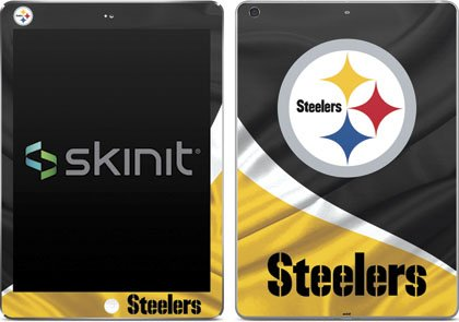NFL - Pittsburgh Steelers - Pittsburgh Steelers - Apple iPad Air - Skinit Skin