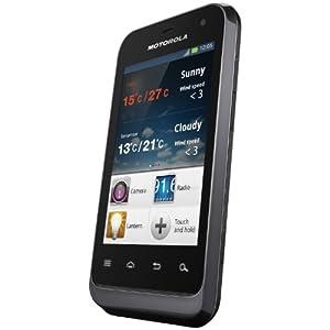 [ebay Wow] Android Smartphone: Motorola Defy mini (HVGA Touchscreen, 3 Megapixel Kamera, Android 2.3) inkl. Versand 89€
