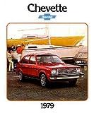 1979 CHEVROLET CHEVETTE Sales Brochure Literature Book