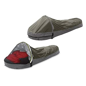 Amazon.com : Outdoor Research Highland Bivy (Fossil, One Size) : Bivy