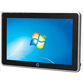 HP Slate 500 Tablet PC Atom Z540 1.86GHz 64GB SSD 2GB 8.9