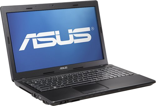 ASUS X54C-BBK13 Laptop 15.6 4GB DDR3 320GB HDD USB 3.0 HDMI WEBCAM INTEL DUAL CORE B-960 WINDOWS 7 Accommodations PREMIUM 64bit