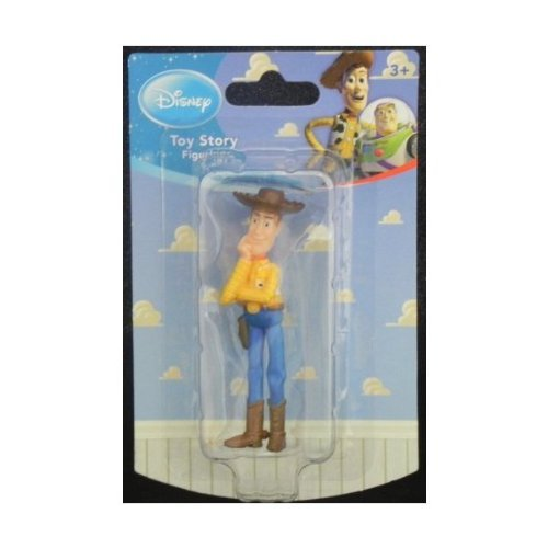 "Disney Toy Story 2""-3"" Woody Figurine Cake Topper - 1"
