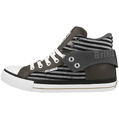 British Knights Roco BK Schuhe grey-black - 44