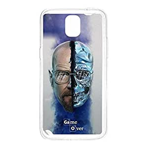 a AND b Designer Printed Mobile Back Cover / Back Case For Samsung Galaxy Note 3 (SG_N3_1444)