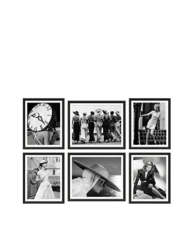 6-Piece Wall Art Collection, Fashion Photography