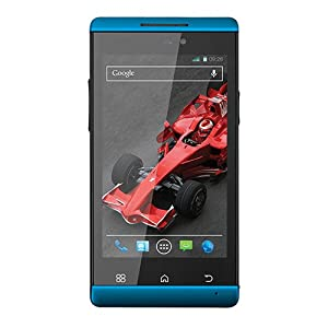 Xolo A500s IPS  Blue  available at Amazon for Rs.6990