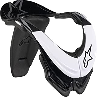 Alpinestars Bionic Special Blend Neck Support (White, X-Small)