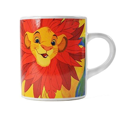 The Lion King Simba Mini tazza da caffè
