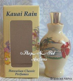 Hawaiian Kauai Rain Perfume by Edward Bell, Hawaiian Classic Perfumes 0.25 oz (Maui Rain Perfume compare prices)