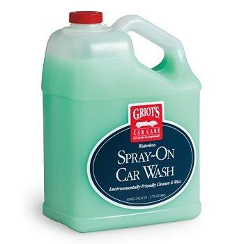 128oz. Griots Garage Waterless Spray-On Car Wash (Griot Waterless Carwash compare prices)