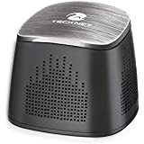TeckNet® S101 Standard Mini Portable Bluetooth Speaker with Super-Sized 5W Driver and 3.5mm Aux Port, Enhanced Bass Boost, Built in Mic Speaker System, 10 Hours Playtime
