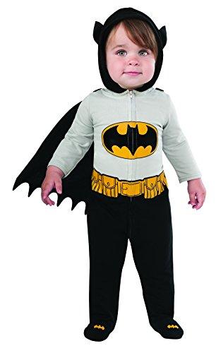 Image - Rubie's Costume Baby's DC Comics Superhero Style Baby Batman Costume