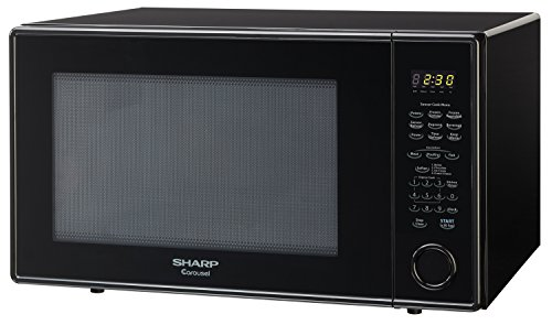 Sharp Countertop Microwave Oven ZR659YK 2.2 cu. ft. 1200W Black with ...