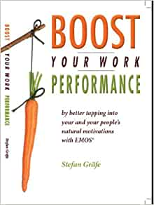 Boost your Work Performance (EMOS): Stefan Grafe, by better tapping
