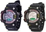 Dezine's analog digital watch combo(DZ-GR002-MTG-CMB)