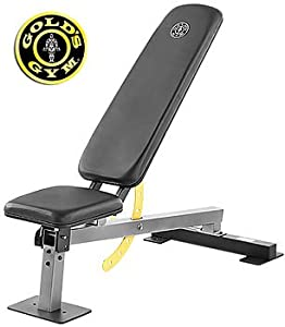 Gold 39 S Gym Power Series Fid Dumbbell Bench Ggbe1076 Adjustable Weight Benches