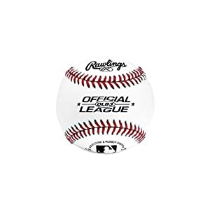 Buy OLB3 Official League Recreational Ball - 2 Pack by Rawlings