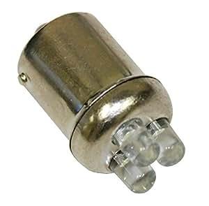 Aerzetix: Ampoule 24V P21W R5W à 3LED - C1703