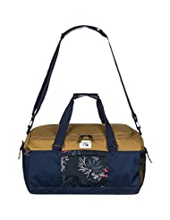 Quiksilver Nylon 18.8 Inches Medieval Blue Travel Duffle (3613370513925_EQYBL03048_Medieval Blue)