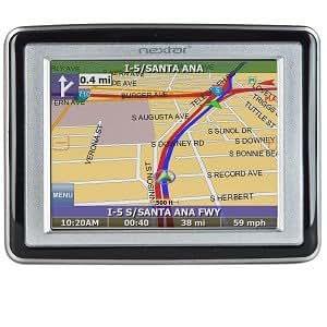 "Nextar X3-09 3.5"" Touchscreen Portable GPS Navigation System w/USA Maps, MP3 Player, Photo Viewer & Text to Speech"