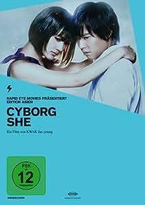 Cyborg She (OmU) (Edition Asien)