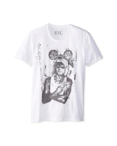 R3C by Reception (LAB) Men's Kurt Short Sleeve Graphic T-Shirt