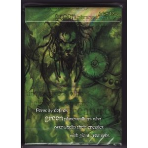 MTG Magic the Gathering Half Deck - Green
