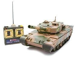 RCバトルタンク 畜光BB弾 陸上自衛隊90式戦車