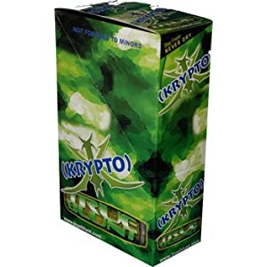 "True Blunts ""Krypto"" Blunt Wraps (Box of 25)"