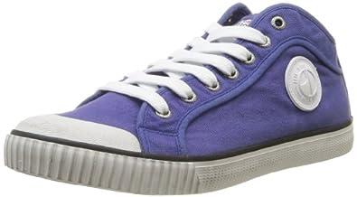 Pepe Jeans Industry, Baskets mode homme - Bleu (553), 40 EU