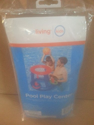Pool Play Center Blue - 1