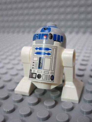 Lego Minifigs [ Star Wars ] R2-D2_D