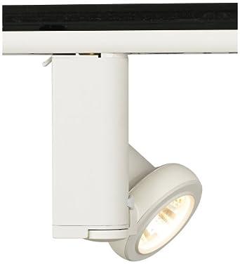 Lightolier Sof Tech Matte White MR16 Track Spot Head Track Lighting Heads