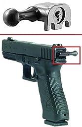Glock Steel Tactical Pull Assist Reloading Cocking Handle For Pistols Hangun Glock 17 18 19 20 21 22 23 24 25 26 27 28 29 30 31 32 33 34 35 36 37 38 39
