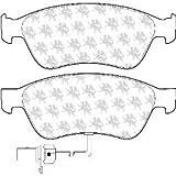 Brake Pad Set disc brake for AUDI A6 (4F2) 2004/5 2.0 TDI Diesel Saloon