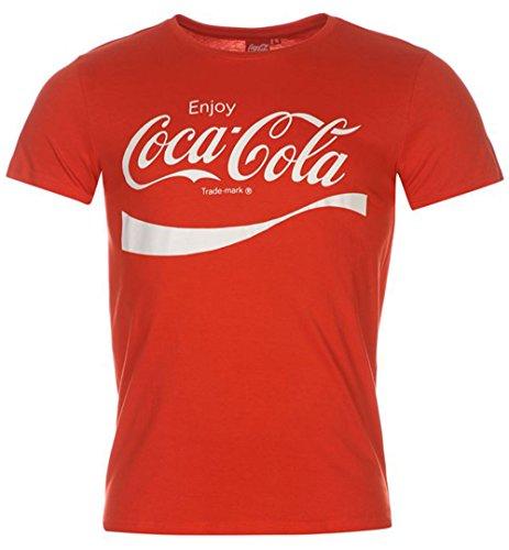coca-cola-t-shirt-homme-multicolore-bigarre-multicolore-taille-unique