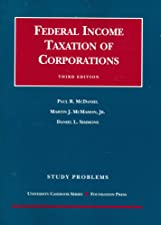 Study Problems to Federal Income Taxation of Corporations by Paul